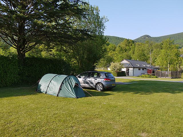 camping de l'Eglantiere