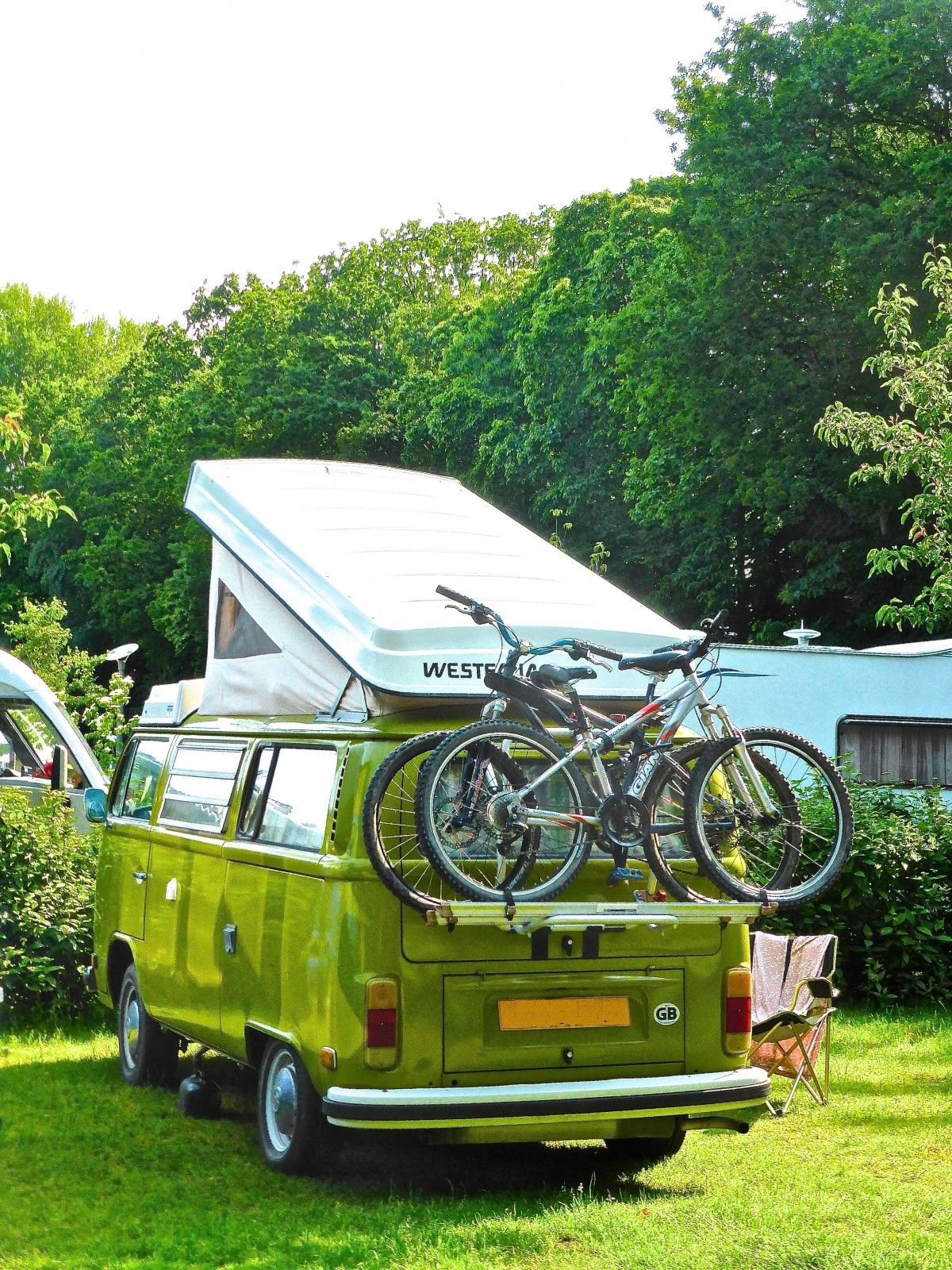 Camping naturiste les Manoques